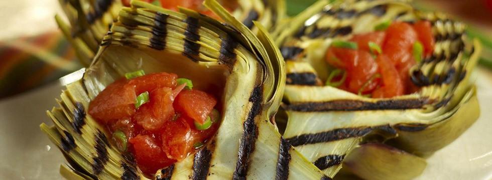 Grilled Tomato Chutney