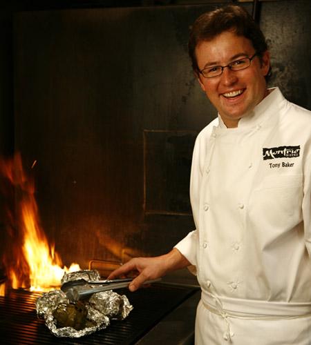 Chef Tony Baker